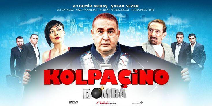 Kolpaçino: Bomba (2011 - HD) | Türk Filmi