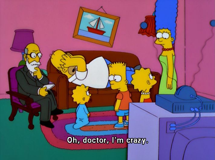 the psychology of the simpsons family Read simpsons free essay and over 88,000 other research documents simpsons i would like to introduce a family that i have had the pleasure to observe for quite a few years.