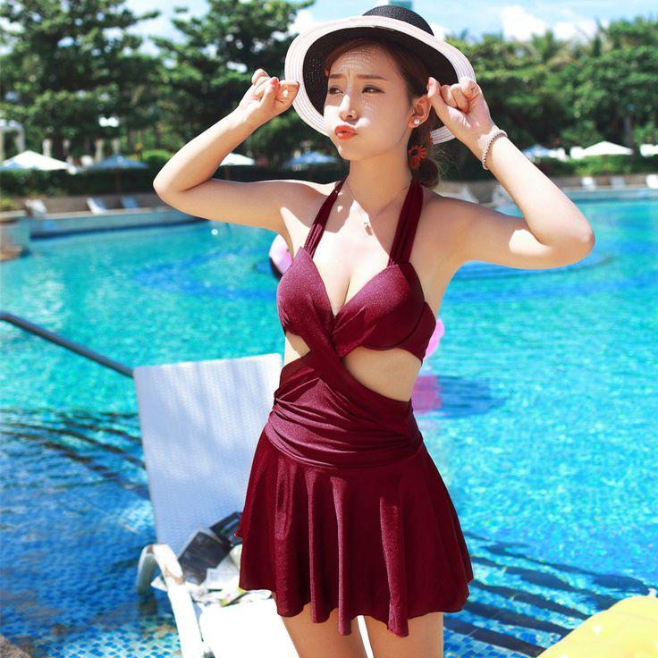 Plus Size Swimwear Swimming Suit For Women Sexy Bikini Set Swimsuits High Waisted Bathing Suits Swimsuit Badpak Plavky Mayo