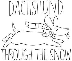 snow dog coloring pages - photo#29