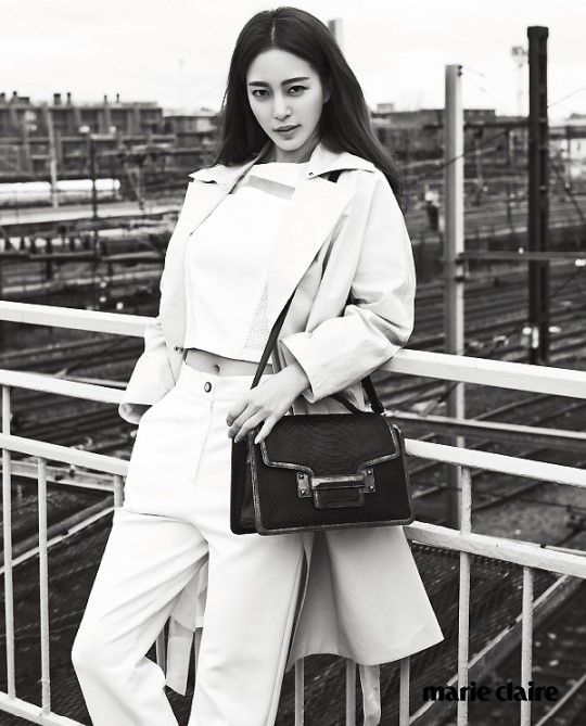 #HanYeSeul for Marie Claire