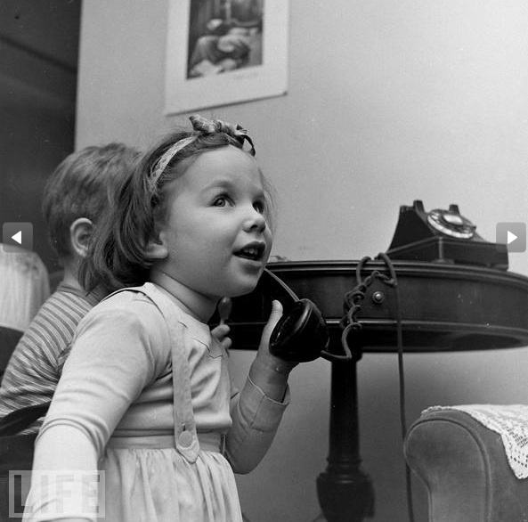 I love this Santa Phone Call.  It looks to me that Santa received her letter   and she just may hit 'PAY DIRT'!!