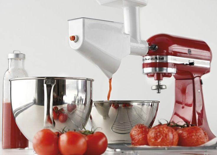 Kitchenaid stand mixer recipe roasted italian tomato