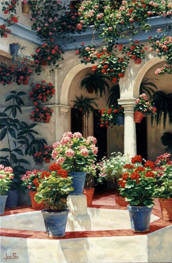 M s de 1000 ideas sobre fuentes de jard n en pinterest - Fuentes para patios pequenos ...