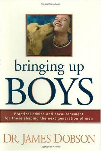 Bringing Up Boys: Practical Advice And Encouragement For Those Shaping The Next Generation Of Men  – Products