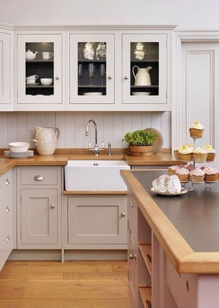 40 Of The Most Gorgeous Kitchen Design Ideas On Pinterest Shaker