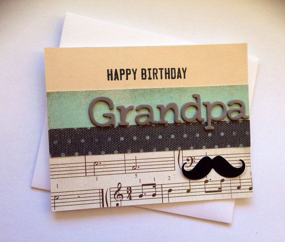 Homemade Cards For Grandpa August 2018 Discount