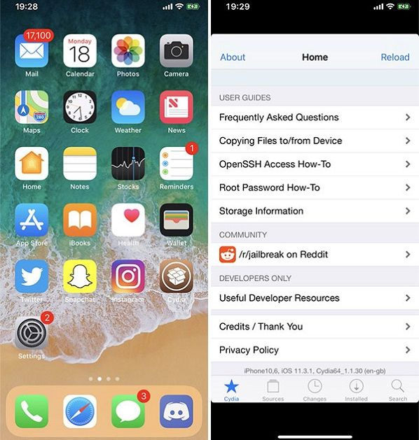 How to Jailbreak iOS 11 3 1 with Electra on iPhone, iPad
