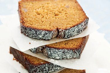 Heavenly ginger loaf