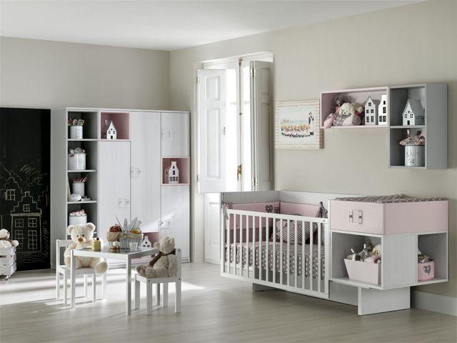 Pin de fernanda mendoza en cunas habitacion bebe ni a for Muebles infantiles y juveniles en mendoza