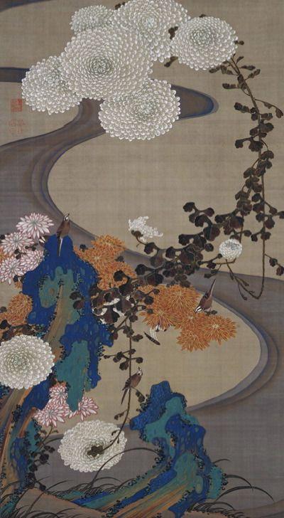 ito jakuchu: arte, cor e vida na era edo