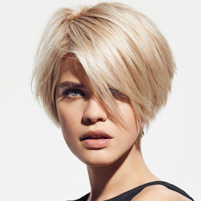 Coiffure cheveux courts - Franck PROVOST - tendances printemps-été 2015