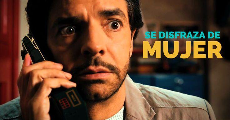 Eugenio Derbez se viste de mujer. #Kafecitos #AlaMala #EugenioDerbez #AislinnDerbez