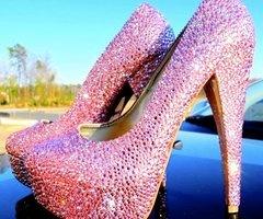 Pink Stilletos..... Omg love!