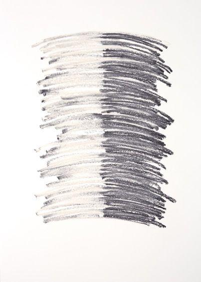 Michael Třeštík, Untitled, 2015, extra soft pastel, A1