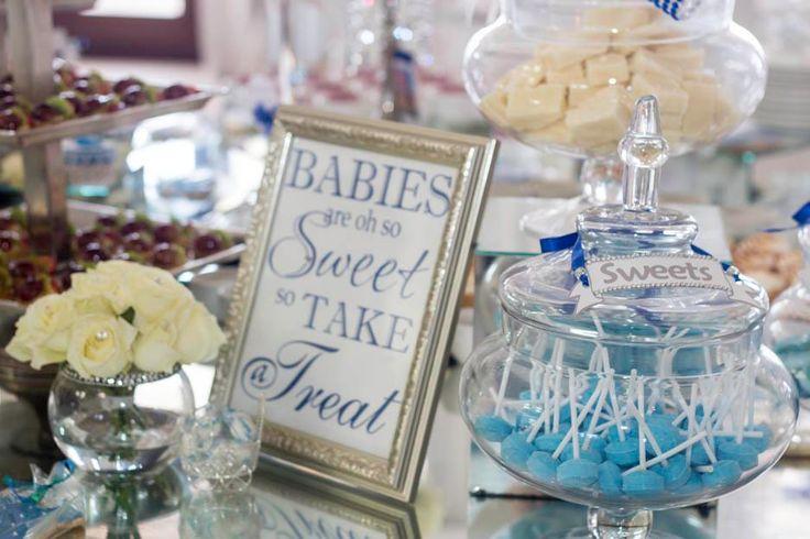 Baby Shower - Boy Blue Nursery Rhyme