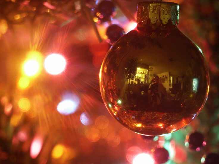 It's bauble season! (and party season too!)