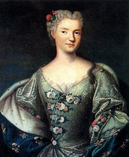 Marie Leszczynska, reine de France (1703-1768)
