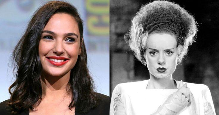 A Noiva de Frankenstein | Se Angelina Jolie desistir, diretor quer Gal Gadot no elenco