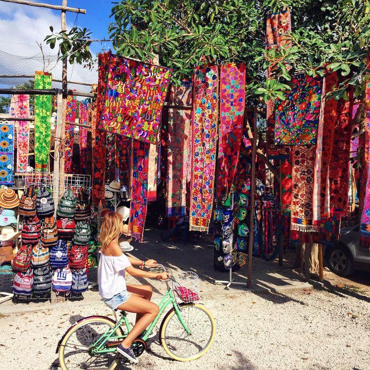 Exploring Tulum, Mexico.