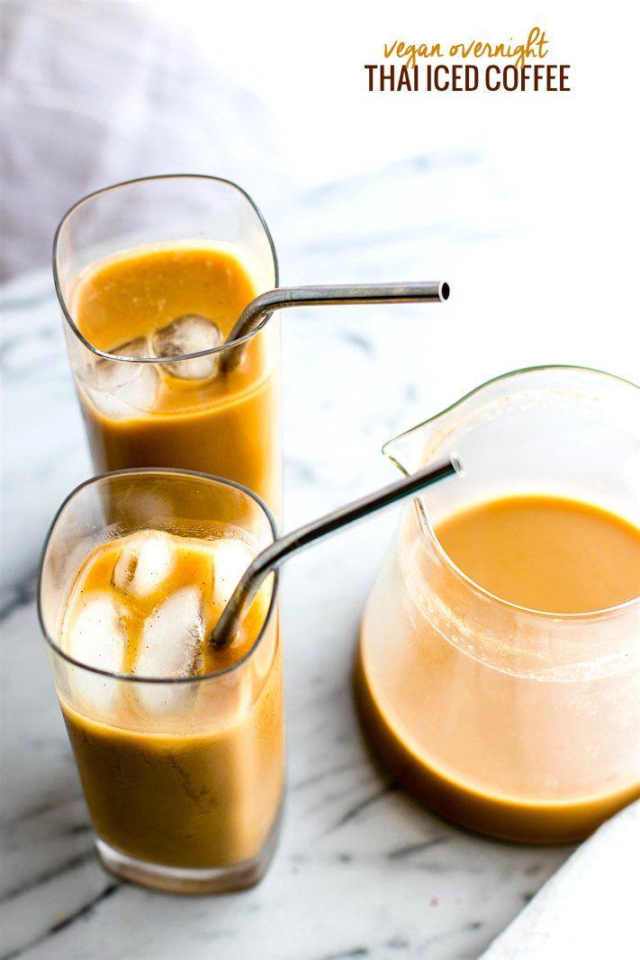 Healthy Homemade Coffee Drinks