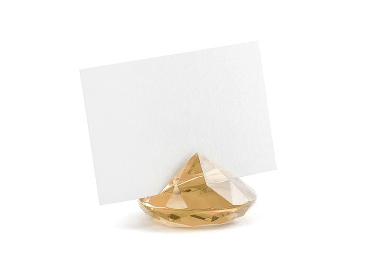Segnaposto Diamante Colore Oro, confezione da 10 Segnaposto Diamante ideale per il tuo evento e per stupire i tuoi ospiti. perfetto come segnaposto per il tuo matrimonio o bomboniera originale. Misura circa 4 cm - MATRIMONIO, Segnaposto, Segnaposto Originali -   Segnaposto Diamante ideale per il tuo evento e per stupire i tuoi ospiti.       Segnaposto originale ed economico a forma di diamante con pratico incavo dove inserire   un bigliettino con il nome degli invitati , il nome del tavolo o…