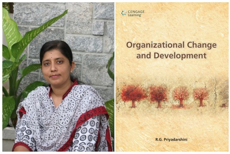 Understanding the dearth in comprehensive study materials in the area of change management in the corporate world, Dr. RG Priyadarshni, Associate Professor, ASB Coimbatore has authored the book 'Organizational Change and Development'. The book intends to benefit those students who are interested in acquiring higher management positions, especially in HR and General Management.