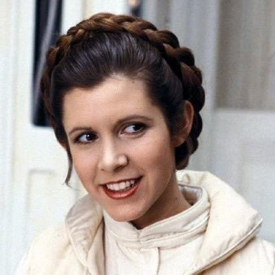 Carrie Fisher Born Oct 1956 Beverly Hills California Husband Is Paul Simon Parents Debbie Reynolds And Eddie They Have 3 Children