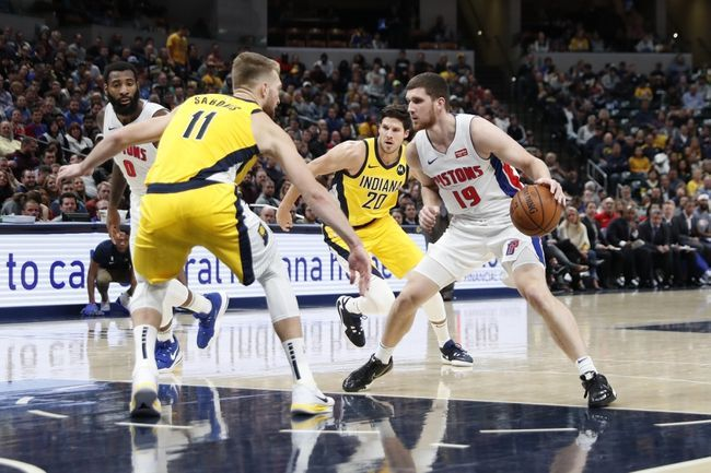 Detroit Pistons Vs Indiana Pacers 12 6 19 Nba Pick Odds And Prediction Indiana Pacers Basketball Indiana Pacers Detroit Pistons