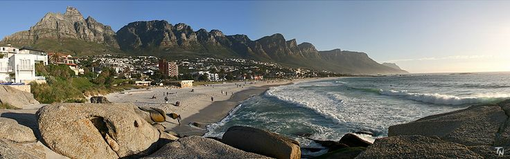Cape Town by Thorsten Nolting