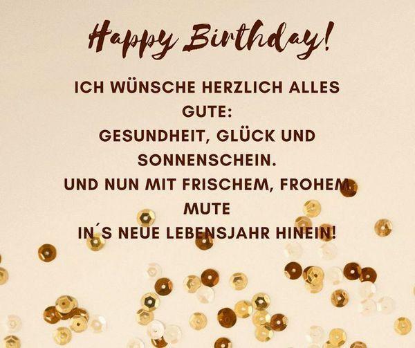 Geburtstagsgluckwunsche Zum 40 Geburtstag 40 Geburtstag