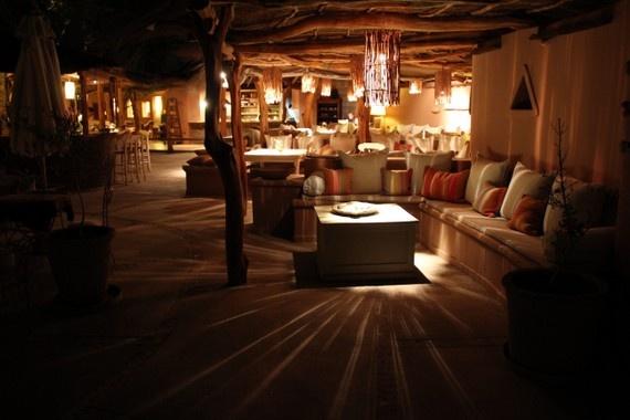 Amazing dining space at @AwasiAtacama Resort in the Atacama Desert of #Chile - #Luxury