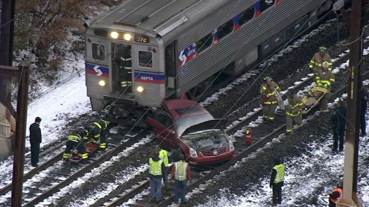 SEPTA train hits unoccupied car on tracks in Montgomery County http://6abc.com/traffic/septa-train-hits-unoccupied-car-on-tracks-in-montgomery-county/2772254/