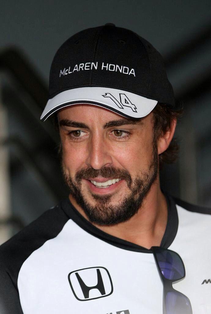 Fernando Alonso Malaysia 2015