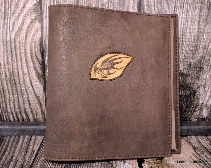 Foster Leathercraft: D&D Binder