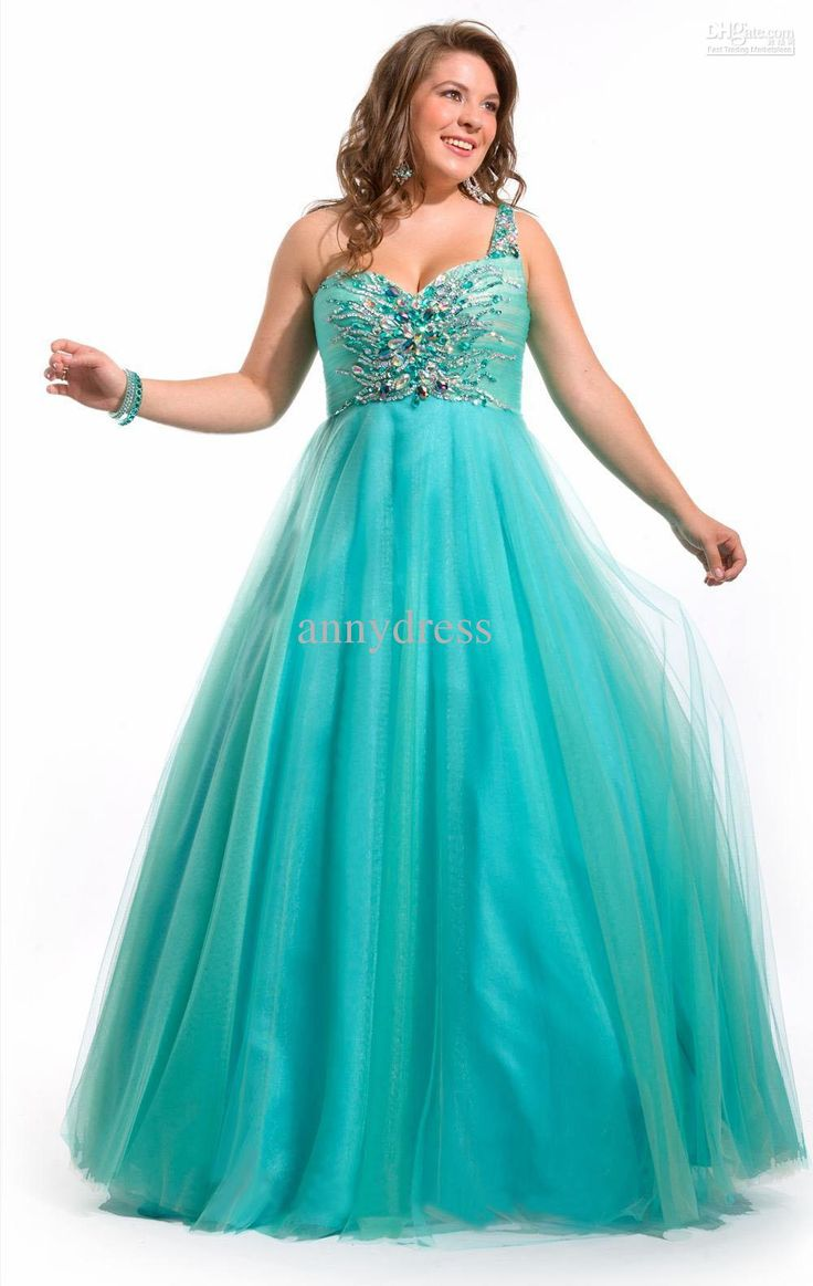 Ball Dresses For Plus Size 85
