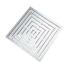 Pedana doccia bianca 58 x 58 cm