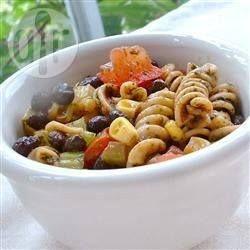 Black Bean and Lime Pasta Salad @ allrecipes.com.au