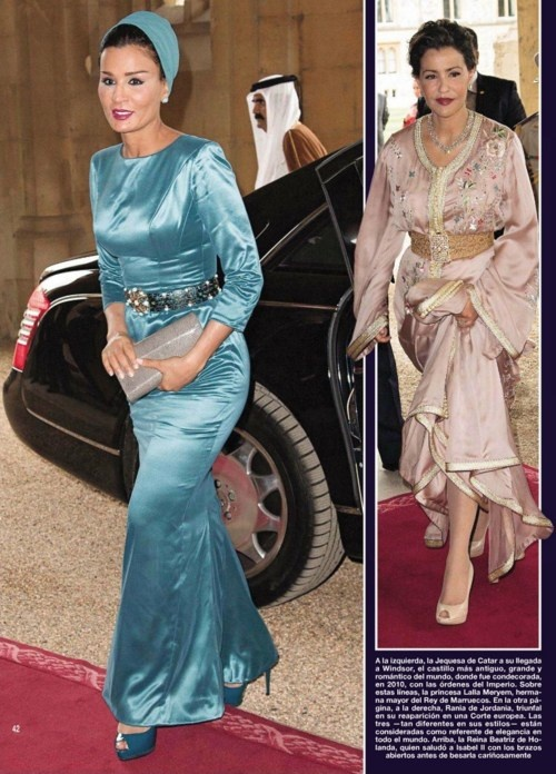 .♥♥♥ H.H. Sheikha Mozah Bint Nasser of Qatar