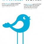 Boek geschreven over het vinden van banen en klanten via Twitter: #Twitter werkt (Unieboek Spectrum)