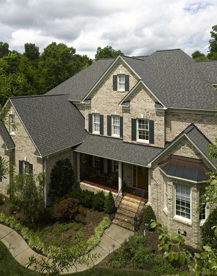 Certainteed Landmark Series Shown In Driftwood Roofing