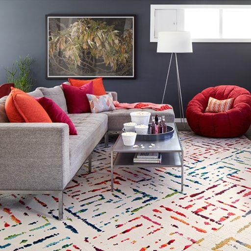 FLOR   Shop Carpet Squares & Area Rugs
