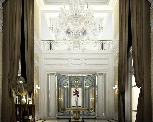 Residence at Diamond Golf - Foyer