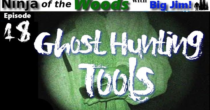 Ninja of the Woods - Ghost Hunting Tools - In this episode of Ninja of the Woods, host Big Jim Blanton tells what he has been doing the last few days and then focuses on ghost hunting tools.      There are many tools that can be used during an investigation. Some ghost hunting tools can be costly, while others are reasonable affordable.     Some tools are considered old school and other are not. In this episode Big Jim give you his take on some tools and what he likes to use during an…