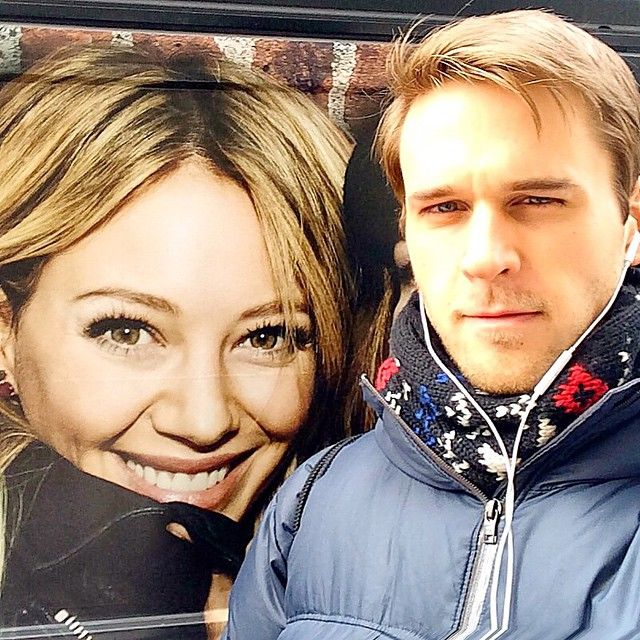 Thad's got his eye on Kelsey. Check out what happens next on YoungerTV on TV Land starring Hilary Duff and Dan Amboyer at http://www.tvland.com/shows/younger.
