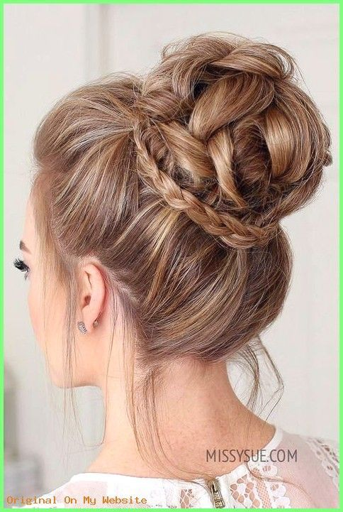 Geflochtene Frisuren – Promenade Hair Updo