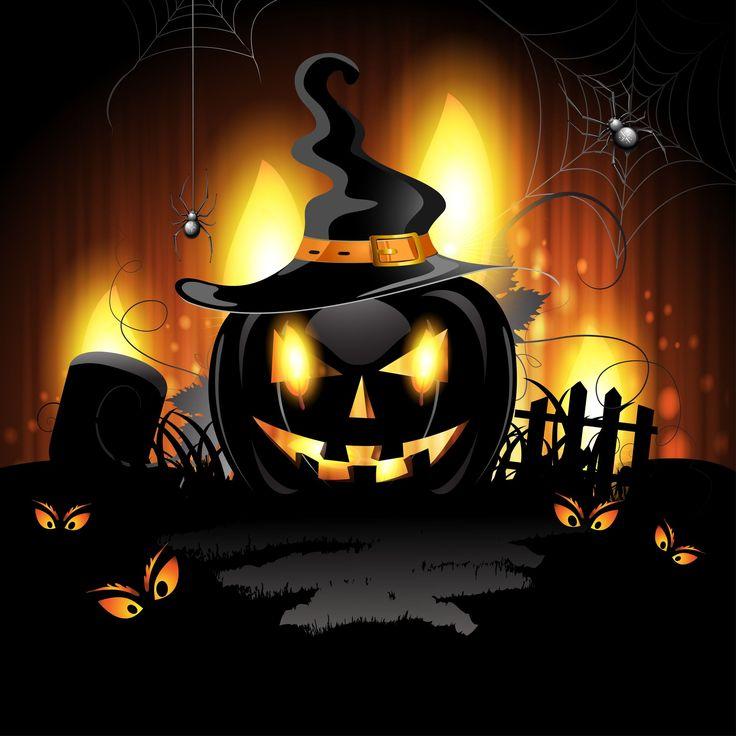 50 best halloween wallpapers images on Pinterest | Halloween wallpaper, Cool wallpaper and ...