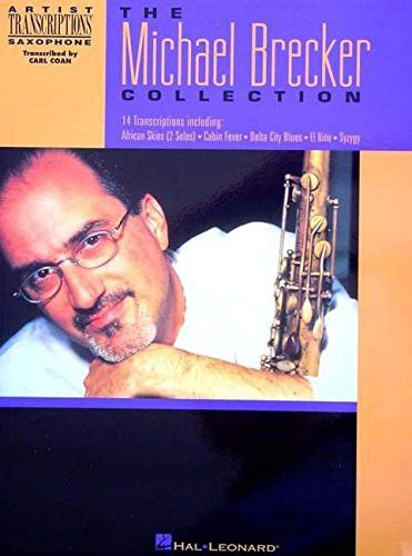 The Michael Brecker Collection: Tenor Saxophone