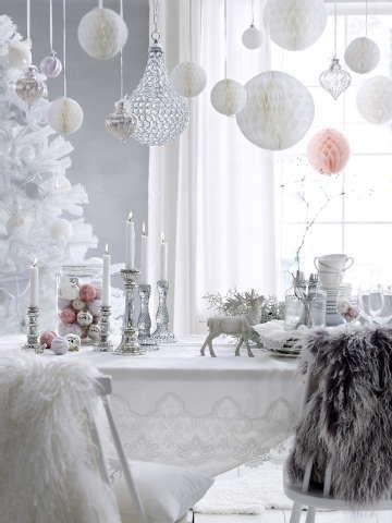 Romanttinen joulu - lumen hienoa kimallusta