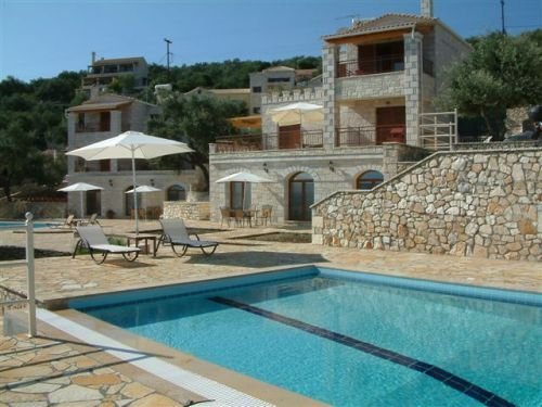 Grecia case in affitto in Paxos - Ionio mare vacanze isole appartamenti